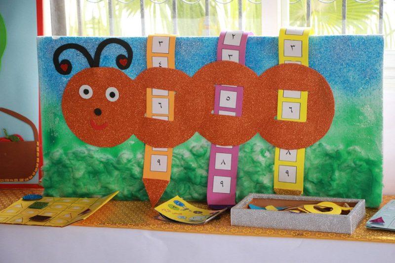 الوسائل التعليمية الحديثة لرياض الاطفال